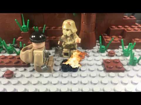 S.T.A.L.K.E.R - Лего мультик 4 серия / Lego cartoon