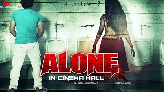 Alone: 4 Men + 1 Plan (2016) Full Hindi Horror Movie   Hindi Movies 2016 Full Movie