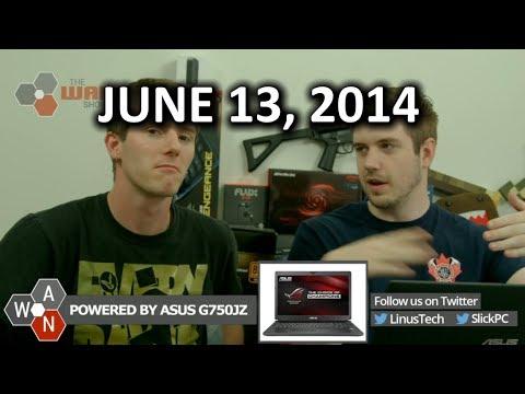 The WAN Show: Nintendo Won E3 & 30FPS is Dumb - June 13th, 2014