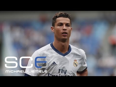 Taylor Twellman joins SC6 to discuss reports that Cristiano Ronaldo wants to leave Real Madrid this summer after being accused of tax evasion in Spain. Watch ESPN on YouTube TV: http://ow.ly/1YWF3...