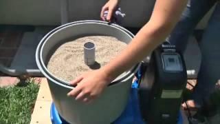 Самодельный фильтр для бассейна