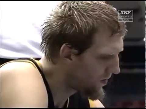 Germany - Angola FIBA WC 2006 FULL Nowitzki 47 pts Triple Overtime!