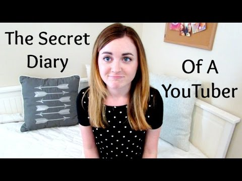 The Secret Diary of a YouTuber TAG