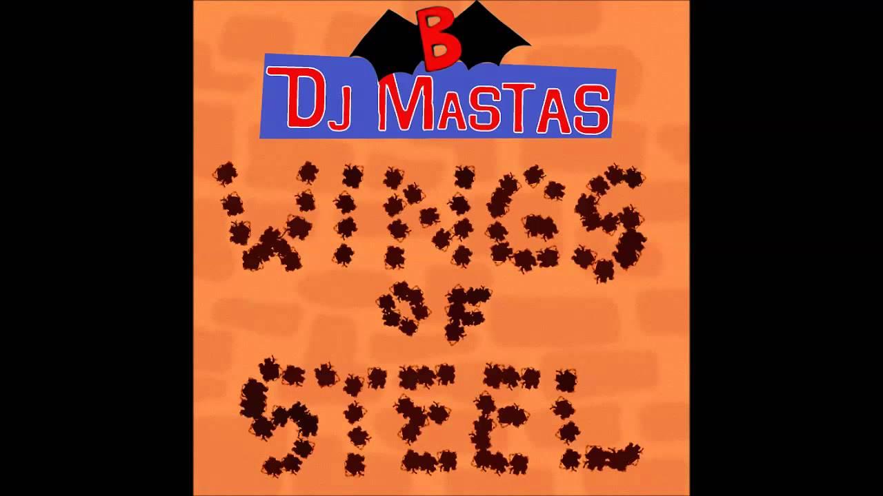 Wings Shield of Steel dj Mastas Wings of Steel