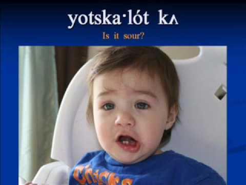 Tastes in the Oneida Language