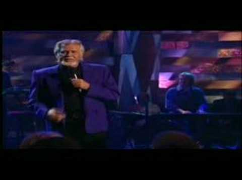 Kenny Rogers - She Believes In Me Video