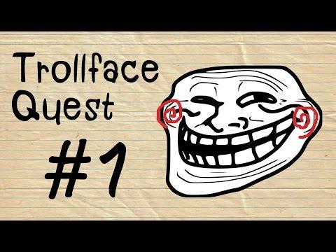 Trollface Quest # 1 : ภารกิจ