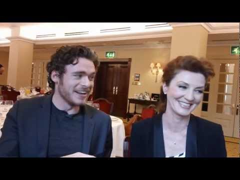 A visit with some of the cast from Game of Thrones