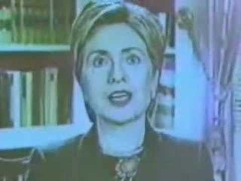 Hillary Clinton Meeting Wanting A 'new World Order' 1984