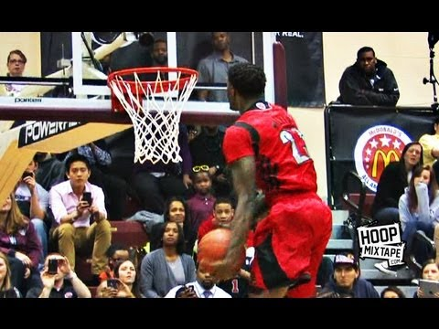 Aaron Gordon Does Dunks NEVER Done In An NBA Dunk Contest! McDonald's Jam Fest Recap!
