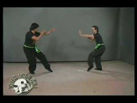 Eagle Claw Kung Fu Fighting Principles