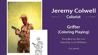 Grifter Coloring (10x Speed Version)