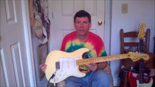 Southern Style E 028 Partscaster Nightmare   Fixes and Demo