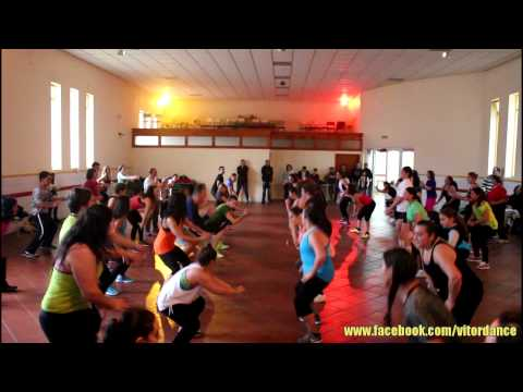 Zumba Fitness - Aguada de Cima * Vitor Monteiro
