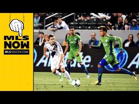 #SEAvLA: Breaking down Robbie Rogers vs. DeAndre Yedlin | MLS NOW