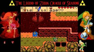 Zelda Oracle of Seasons #14 Iron Shield Shortness