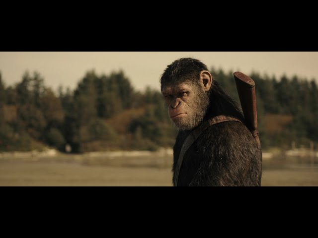 War for the Planet of the Apes - Official Trailer #1