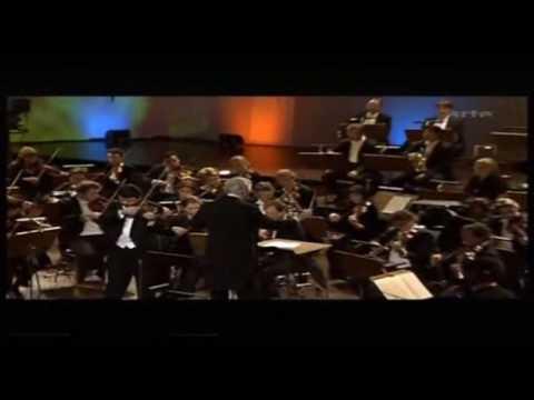 Brahms Violin Concerto-Vadim Gluzman(3rd mouvement)