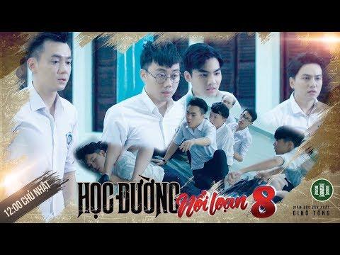 PHIM CẤP 3 - Phần 8 : Tập 08 | Phim Học Sinh Hài Hước 2018 | Ginô Tống, Kim Chi, Lục Anh