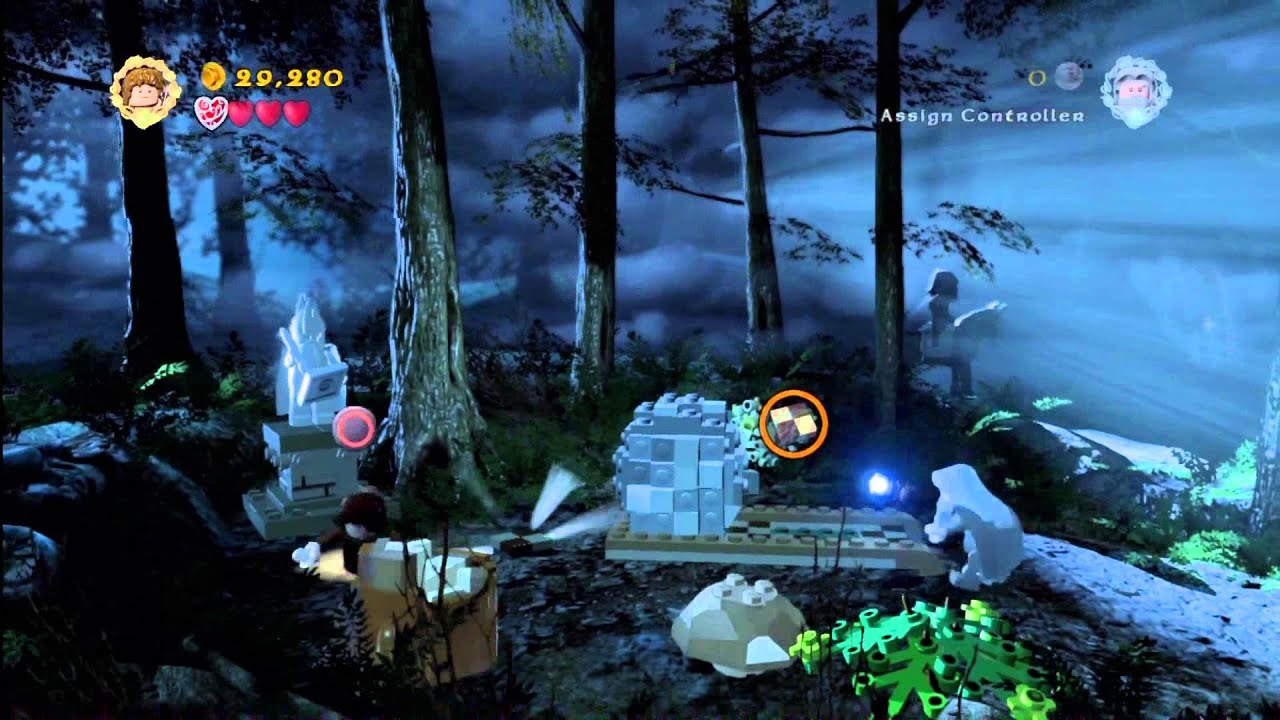 Lego Lord Of The Rings Black Rider Free Play