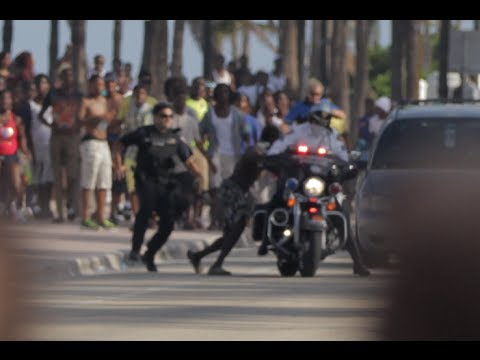 Memorial Day Disturbances - Fort Lauderdale Beach