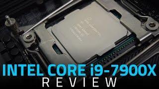 Intel Core i9-7900X 10-Core CPU Review | Intel's Most Powerful Desktop Processor