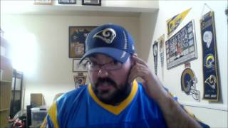 L.A.  Rams Central 35th Episode