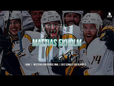 Mattias Ekholm | Playoff Performer of the Night