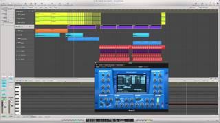 Krewella - Alive (Hardwell Remix) - Logic Pro Remake HD DannYQParkeR
