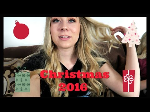 Christmas 2016 Vlog & Get Ready With Me!