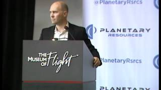Planetary Resources, Inc. Press Conference, April 24, 2012 (Part 6 of 8)