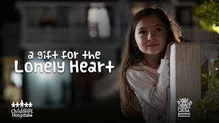 Lady Cilento Children's Hospital Christmas Advert 2017 - A Gift For the Lonely Heart
