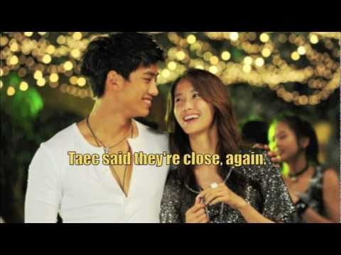 Taecyeon & Yoona - Taec once again said they're close on CKH's Volume Up radio