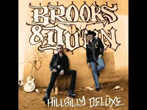 Brooks & Dunn - She Likes To Get Out Of Town