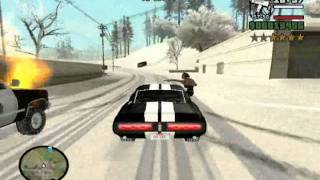 Mod-Pack RC8-Gta Snow Andreas V3.5 Mission-37 Against All Odds (PC) .wmv