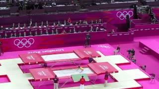 Olympics 2012 - Mens Trampolining