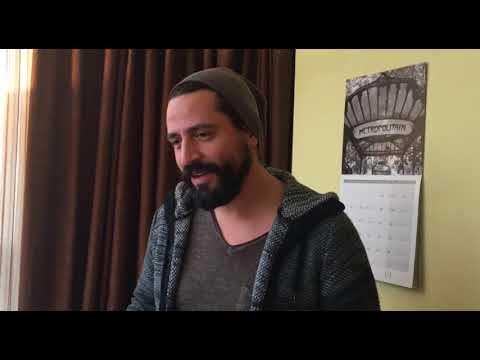 Владо Михайлов �бъдва �во� мечта, изигравайки Юда