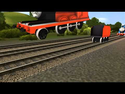 Thomas & The Breakdown Train (HD)