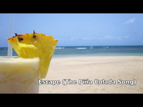 Rupert Holmes - Escape The Piña Colada Song Lyrics