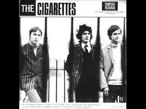 The Cigarettes - They're Back Again, Here They Come