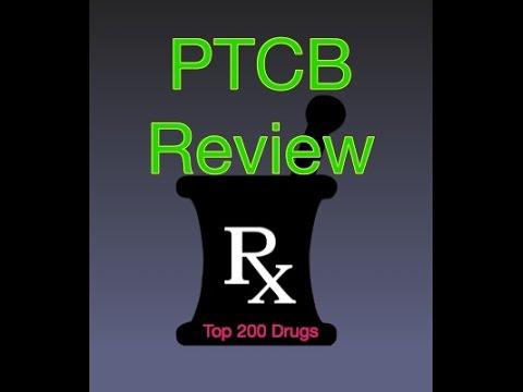PTCB Top 200 Drugs