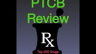 PTCB Top 200 Drugs