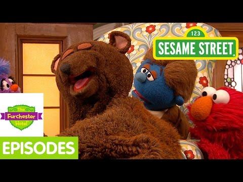 Furchester Hotel: Elmo Helps A Hibernating Bear (full Episode) video