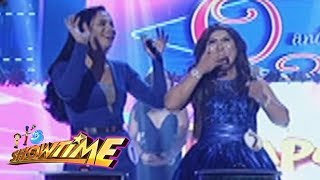 It's Showtime Miss Q and A: Funny answers from Joren Quinto and Barbie Tapire Gallego
