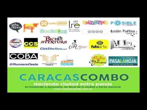 CARACAS COMBO - Feliz Cumpleaños Caracas