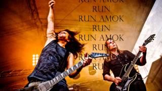 Watch Kreator Amok Run video