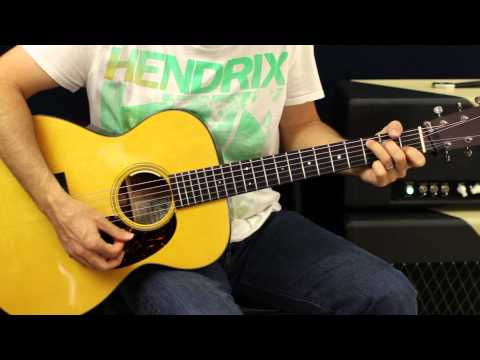 How To Play - Alabama Shakes - Hold On - EASY Chord Song - Acoustic Guitar Lesson