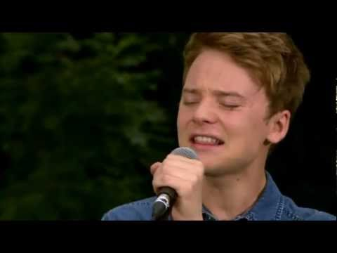 Conor Maynard - Vegas Girl (live Acoustic V Festival 2012) video