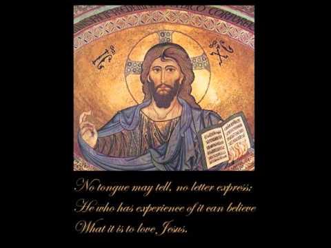 Anonymous - Jesu dulcis memoria