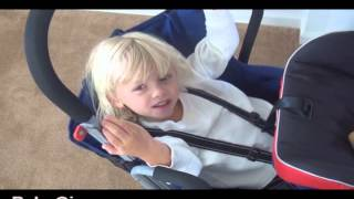 Joovy Caboose Too with Car Seat Adapter